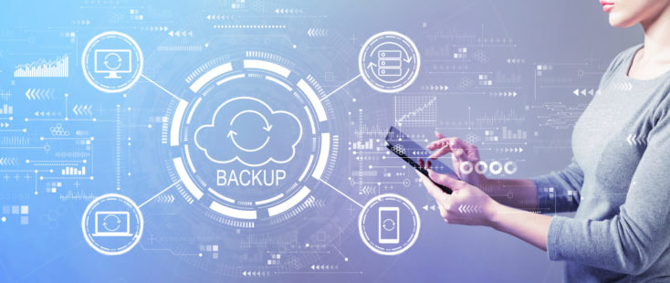 Disaster Recovery, Next-Gen Backup