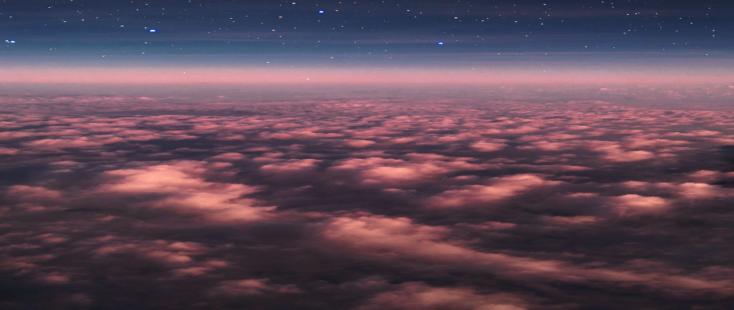 Cloud, Stell dir vor es ist Cloud, und alle gehen hin